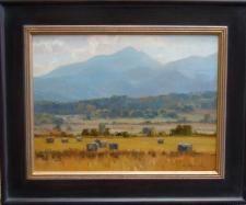 Harvested Field by Kate Kiesler