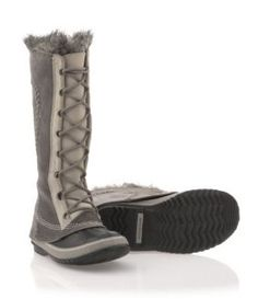 Sorrel Cate the Great boot in grey