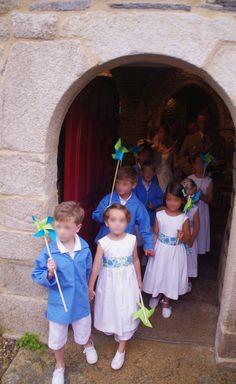 enfants d honneur vareuse bleue blanc