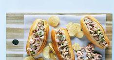 La guédille aux crevettes de Matane est un plat gourmand qu'on adore cuisiner et savourer sur la...