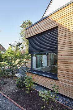 Die 189 Besten Bilder Von Holzverkleidung Fassade Architecture