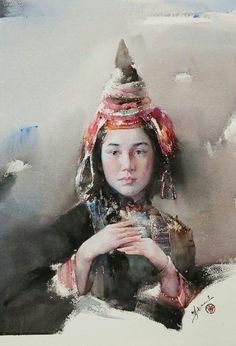Rick Huang (b 1978, Nanning, Guangxi Zhuang Region, China)