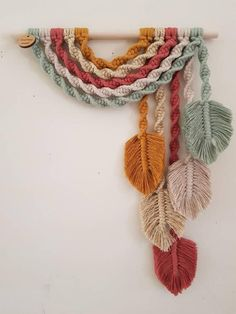 Macrame Wall Hanging Patterns, Macrame Art, Macrame Design, Macrame Projects, Macrame Knots, Macrame Patterns, Crochet Projects, Crochet Patterns, Quilt Patterns