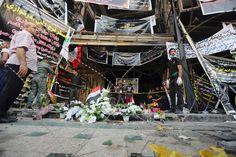Islamic State Baghdad attack
