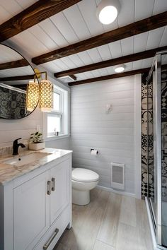 Full Bathroom - Double Slide-Outs by Mint Tiny Homes