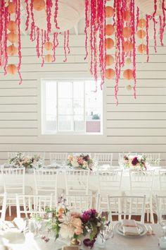 ceiling garlands