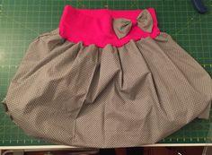 Dámska balonova sukne s mašlí :) Summer Dresses, Sewing, Children, Skirts, Clothes, Fashion, Great Ideas, Summer Sundresses, Kids