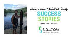 Dennis' Lyme Disease Treatment Success Story | Sponaugle Wellness Lyme Disease Patient Testimonial