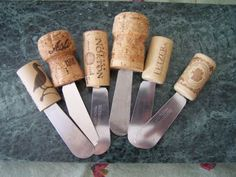 wine corks cleokitty