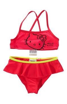 Super cool Hello Kitty Bikini Koral Gul Hello Kitty Hello Kitty til Børn & teenager i lækker kvalitet
