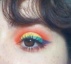Burning Man Oogmake-up Festivalstijl Beauty and Rainbow L .- Burning Man Oogmake-up Festivalstijl Schönheit und Rainbow Love is Love festiva… Burning Man Oogmake-up Festivalstijl Beauty and Rainbow Love is Love festivalmakeup - Makeup Goals, Makeup Inspo, Makeup Art, Makeup Inspiration, Beauty Makeup, Hair Beauty, Makeup Ideas, Makeup Style, Beauty Style