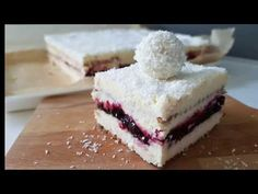 Ciasto Princessa bez pieczenia - YouTube Cheesecake, Baking, Youtube, Pies, Kuchen, Cheesecakes, Bakken, Backen, Youtubers