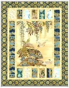 Quit Pattern - Mountainpeek Creations - Center Stage
