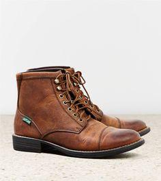 Eastland High Fidelity Cap Toe Boot | American Eagle Outfitters