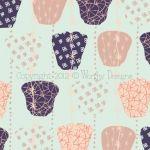 Teacups Shapes © 2012 Worthy Design Studio Print Patterns, Sewing Patterns, Surface Pattern Design, Teacups, Shapes, Studio, Create, Projects, Log Projects