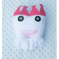 Princess Tooth Fairy Pillow Tooth Fairy Pillow, Teeth, Crochet Hats, Pillows, Princess, Toys, Knitting Hats, Activity Toys, Toy