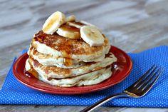 Greek Yogurt Pancakes 7