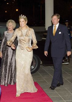 Princess Maxima and Prince Willem-Alexander of the Netherlands in the tropical paradise of Brunei