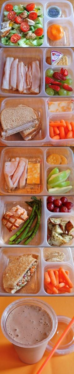 Healthy Lunch Ideas - Joybx