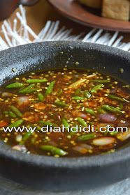 Diah Didi's Kitchen: Tahu Gejrot Vietnamese Recipes, Asian Recipes, Vietnamese Food, Kitchen Recipes, Cooking Recipes, Congo Bars, Diah Didi Kitchen, Indonesian Food, Vegan Foods