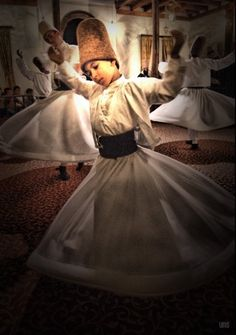 Mevlana, Turkey :: Sufi Muslims, Dervishes