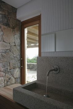 Parisotto+Formenton, Paolo Utimpergher · Stone House by the Sea