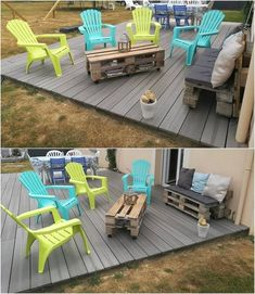 DIY Recycled Wood Pallet Ideas for Projects And Crafting Ideas