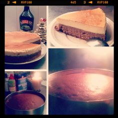 Chocolate coffee cake and flan.. It is a pretty simple cake to make and very delicious and good-looking. I would recommend for a casual party of snacks and finger foods because the cake is quite filling.  Recipe: http://www.savourydays.com/chocolate-coffee-gateau-flan-caramel/