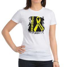 Suicide Prevention Awareness Jr. Jersey T-Shirt