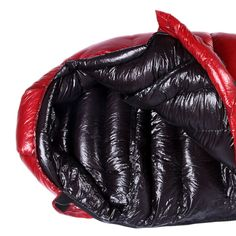 Down Sleeping Bag, Sleeping Bags, Nylons, Winter Suit, Men's Leather Jacket, Cool Jackets, Pure Products, Red, Latex