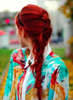 Repinned: Pretty and Practical Braids You Can Do in 5 Minutes!