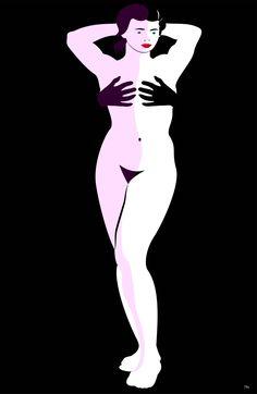 Nude woman #breastcancer #awareness #mas Nude, Graphic Design, Woman, Disney Princess, Disney Characters, Art, Art Background, Kunst, Performing Arts