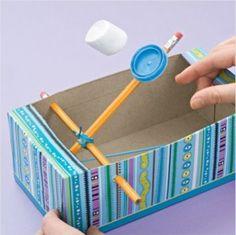 brinquedo caixa sapatos