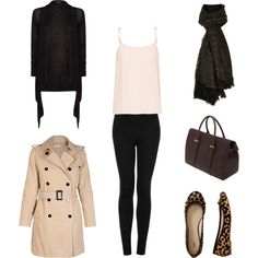 Outfit for Flights
