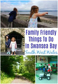 Family Friendly Things To Do In Swansea Bay (South West Wales) UK #travelwithkids #swanseabay #familyholidays