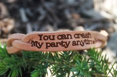 Crash My Party Bracelet | Country Love Gifts