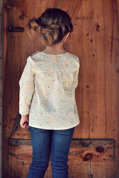 The Serendipity Blouse