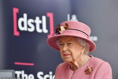 The Queen and Prince William saw displays of weaponry and tactics used in counter intellig...
