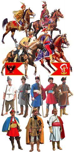 Chorwaci XVII w.