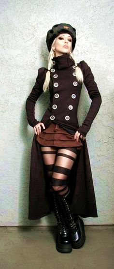 50 Steamy and Intriguing Steampunk Girls - Steampunko