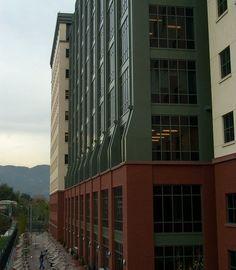 ABC building curtain wall