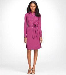 pink tory burch dress