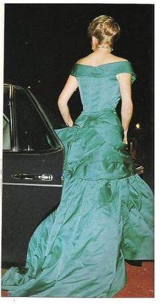Le 25 Novembre 1987 - Princess Diana & Charles , Anglo-Spanish Society