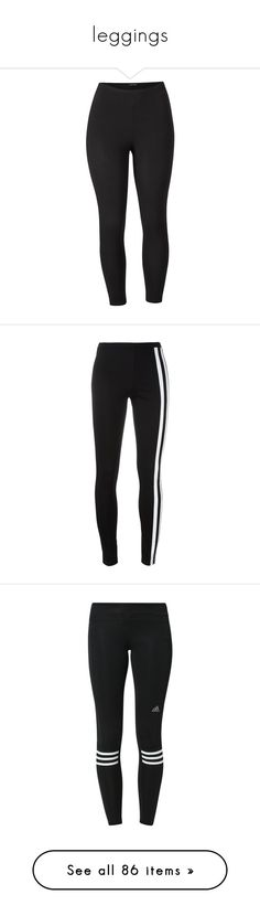 """leggings"" by barobo ❤ liked on Polyvore featuring plus size women's fashion, plus size clothing, plus size pants, plus size leggings, pants, jeans, leggings, black, cotton spandex pants and womens plus size leggings"