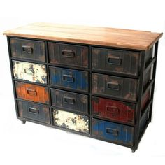 Fab.com | Paintbox Cabinet Large