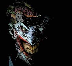 Greg capullo joker