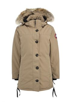 cheap canada goose yorkville parka for men in maize on sale