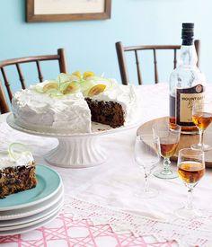Australian Gourmet Traveller recipe for Caribbean Christmas cake