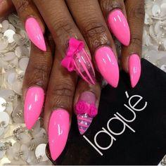 #barbiefingers #nailart