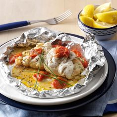Crab & Shrimp Stuffed Sole Recipe -The most casual cookout will seem elegant when it stars this delicate fish combined with seafood stuffing and a lemony sauce. Just add a salad and baguette. —Bryn Namavari, Chicago, Illinois